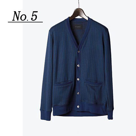 ラウンジリザード人気No.5