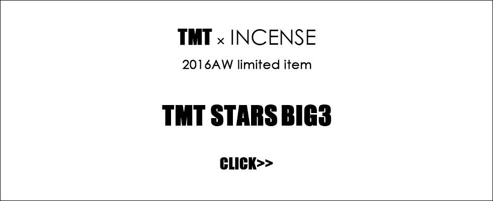 TMT×INCENSE