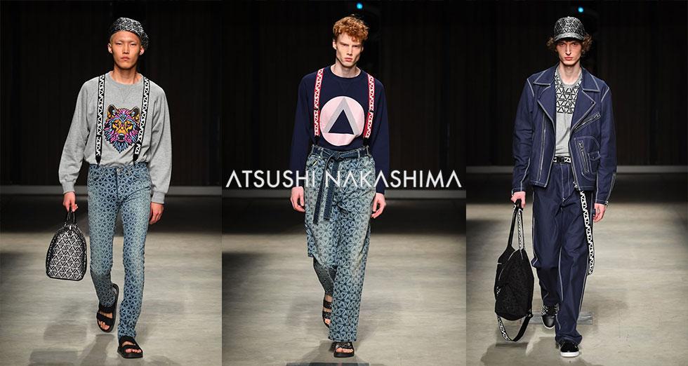 ATSUSHI NAKASHIMA アツシナカシマ