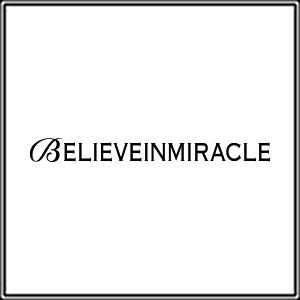 ビリーブインミラクル beleave in miracle 通販