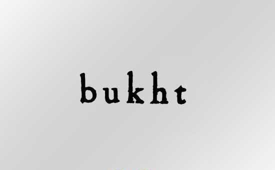 ブフト セール bukht SALE