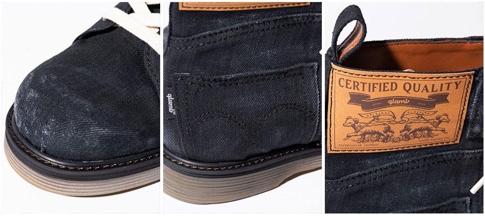 glamb 履き込む程に自分の物になる1足だけのブーツ