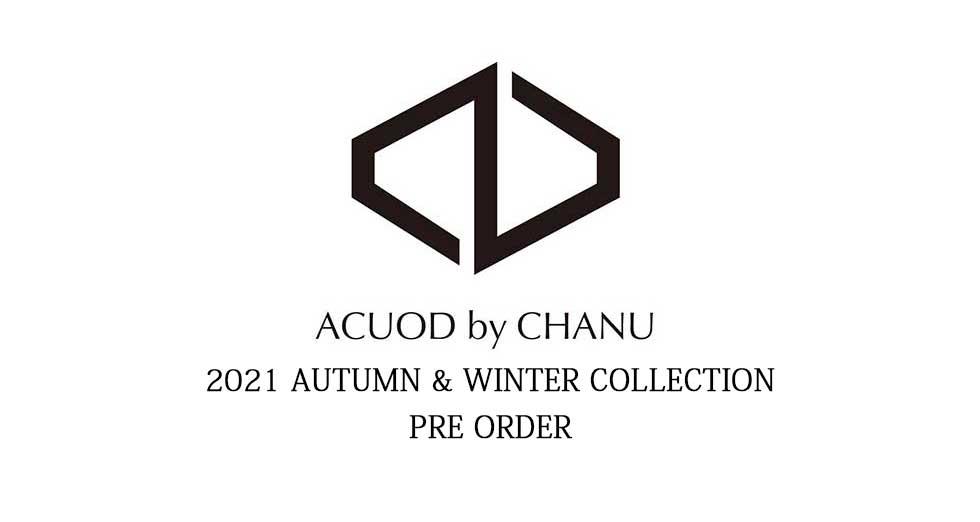 ACUOD by CHANU アクオドバイチャヌ