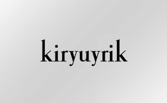 キリュウキリュウ セール kiryuyrik SALE