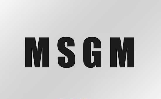 エムエスジーエム セール MSGM SALE