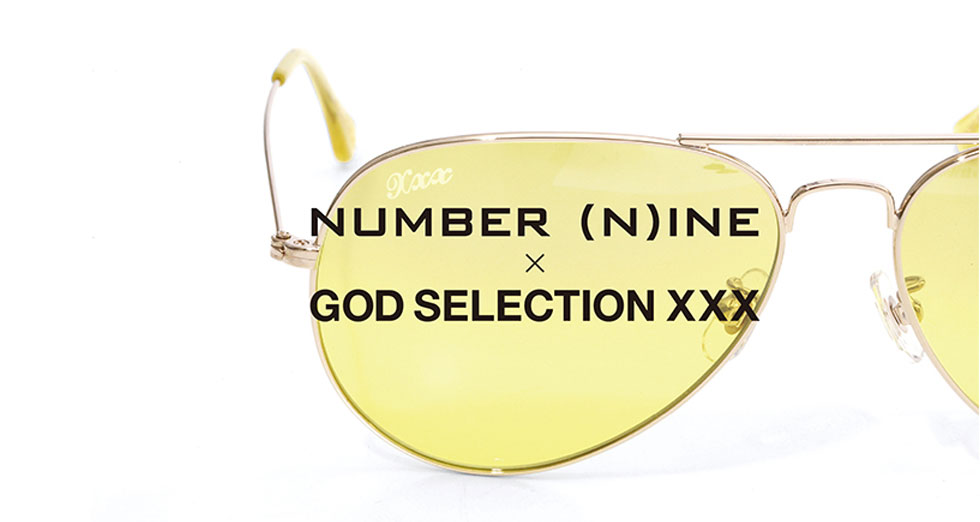 NUMBER (N)INE×GOD SELECTION XXX