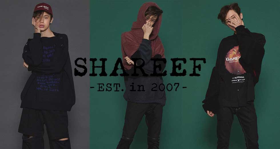 SHAREEF シャリーフ 通販