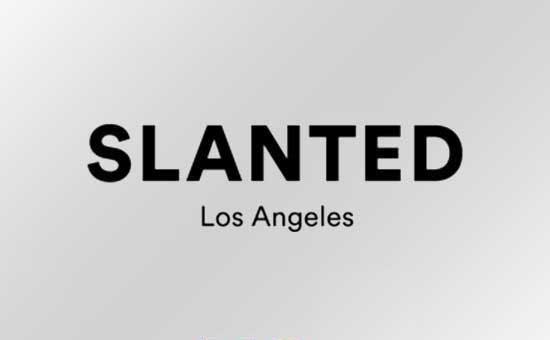 スランテッド セール SLANTED SALE