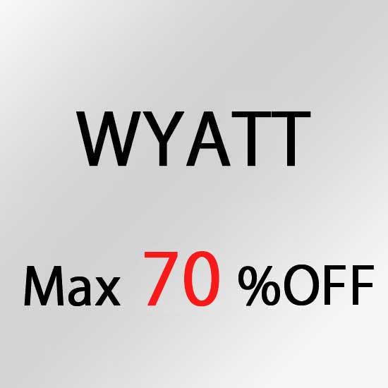 ワイアット セール WYATT SALE